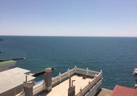 Апартаменты   Никита  - Крым отдых в городе Ялта, п. Массандра  Эллинг