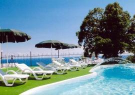 Алупка частная  гостиница с бассейном