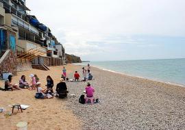 недорогой отдых Кача у моря