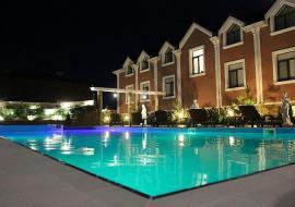 Евпатория отель с анимацией, бассейном