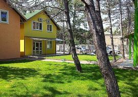 Дом под ключ и номера - Крым Песчаное  частный сектор