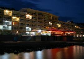 Акваспорт 6 этаж 1комнатный - Крым апартаменты  Семидворье