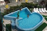 Эллинг Утес  Крым  отель с бассейном