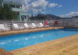 Морской Бриз - отдых в Судаке гостиница с Бассейном