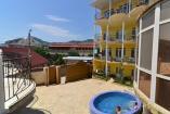 Крым  Судак  частная гостиница с бассейном