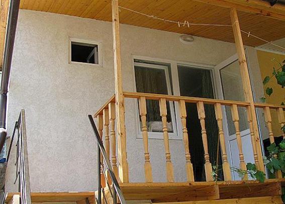 1-комнатная квартира в Алушта (5 спальных.мест)