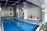 Крым  гостиница в Партените бассейн и сауна
